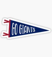 NEW YORK | GIANTS | FOOTBALL Sticker