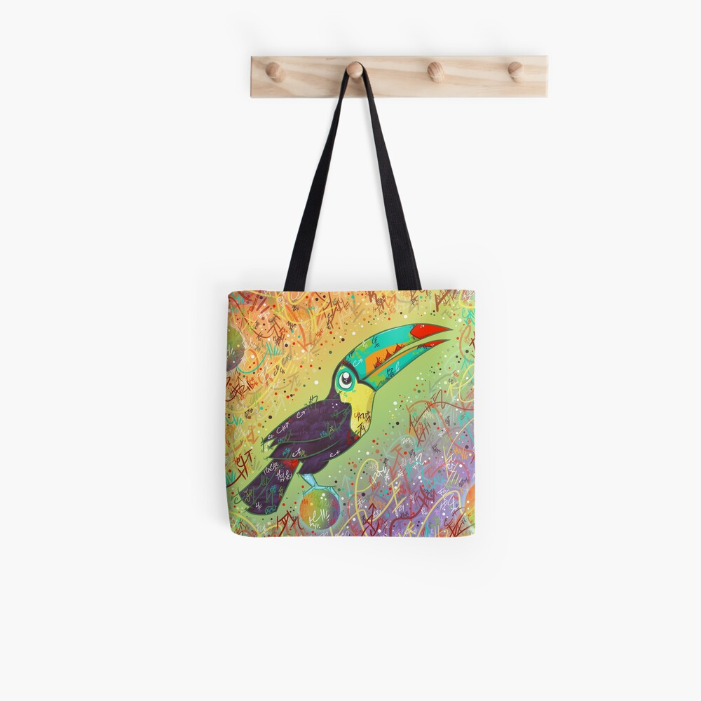 Toucan Can Do it! Tote Bag