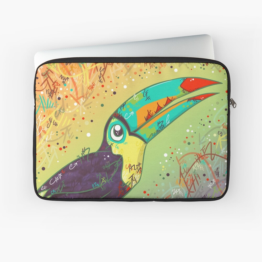 Toucan Can Do it! Laptop Sleeve