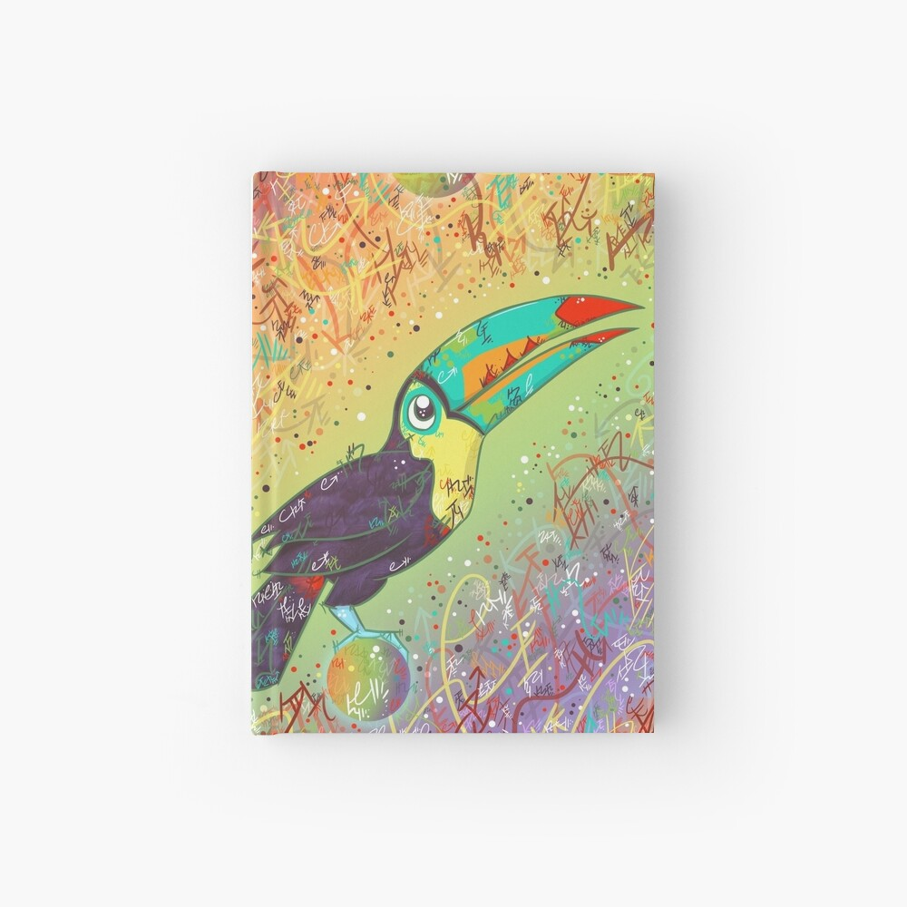 Toucan Can Do it! Hardcover Journal