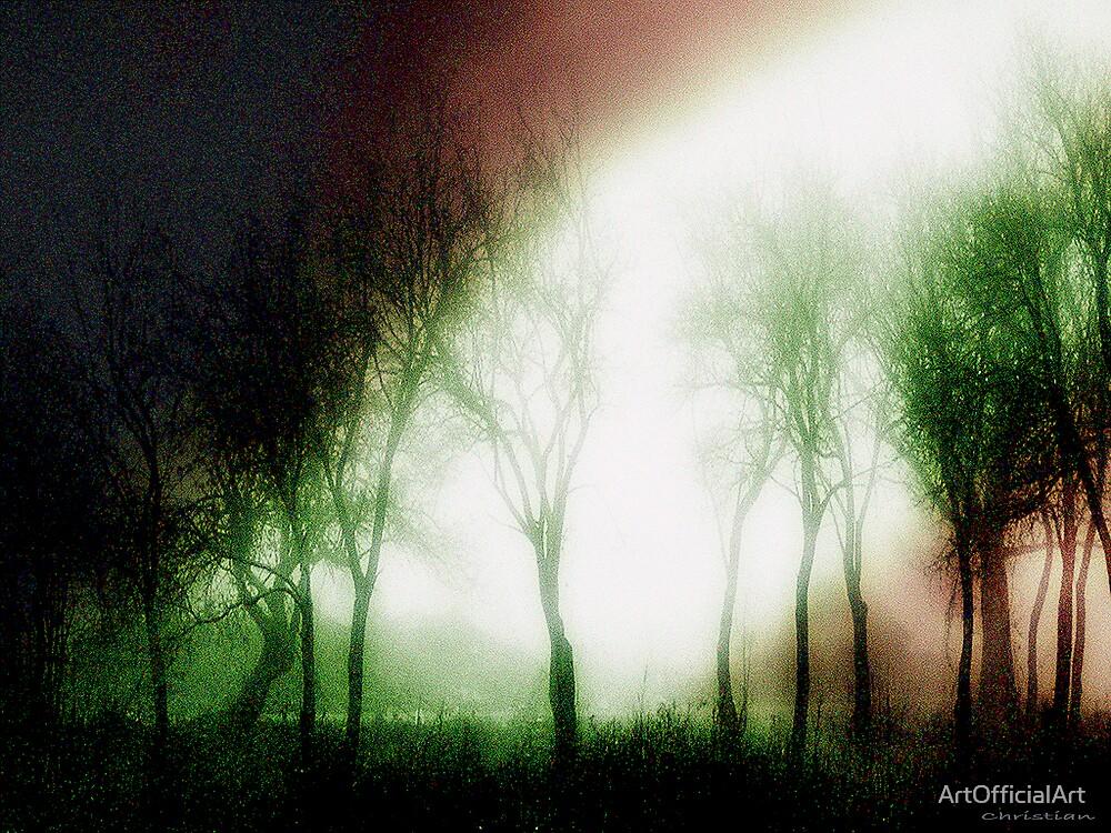 Holy Light by ArtOfficialArt