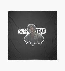 Bellamy Blake - Screw Fear Black (For Charity) Scarf