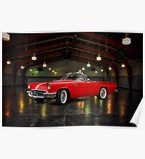 1957 Ford Thunderbird Convertible I Poster