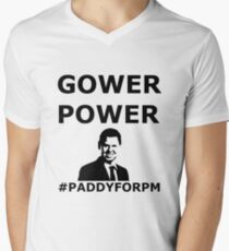GOWER POWER Feel The Paddy Love! T-Shirt