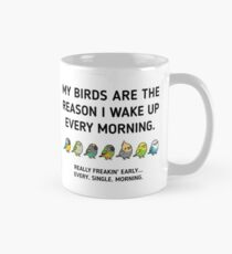 Morning Birds - Custom Mug