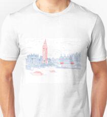 An sketchy London day T-Shirt
