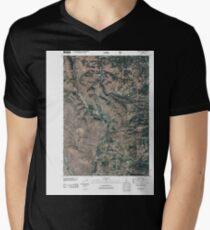 USGS TOPO Map Idaho ID Fruitvale 20110215 TM T-Shirt