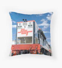 SCT 001 Throw Pillow