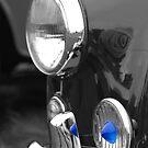 Car light by Tony Hadfield