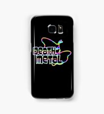 Death Metal Samsung Galaxy Case/Skin