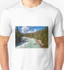 Kicking Horse River British Columbia T-Shirt