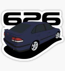 Mazda 626 Sticker