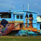 Brooms Head Beach General Store by myraj