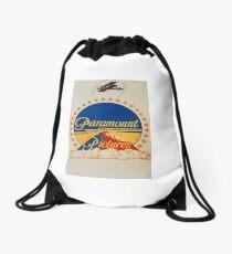 Paramount Logo Drawstring Bag