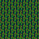 green pattern by agnessa38