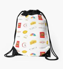 30 Rock Minis Drawstring Bag