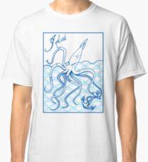 Inked Squid  Classic T-Shirt