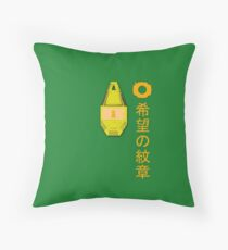 Tag | Crest of Hope #2 Throw Pillow