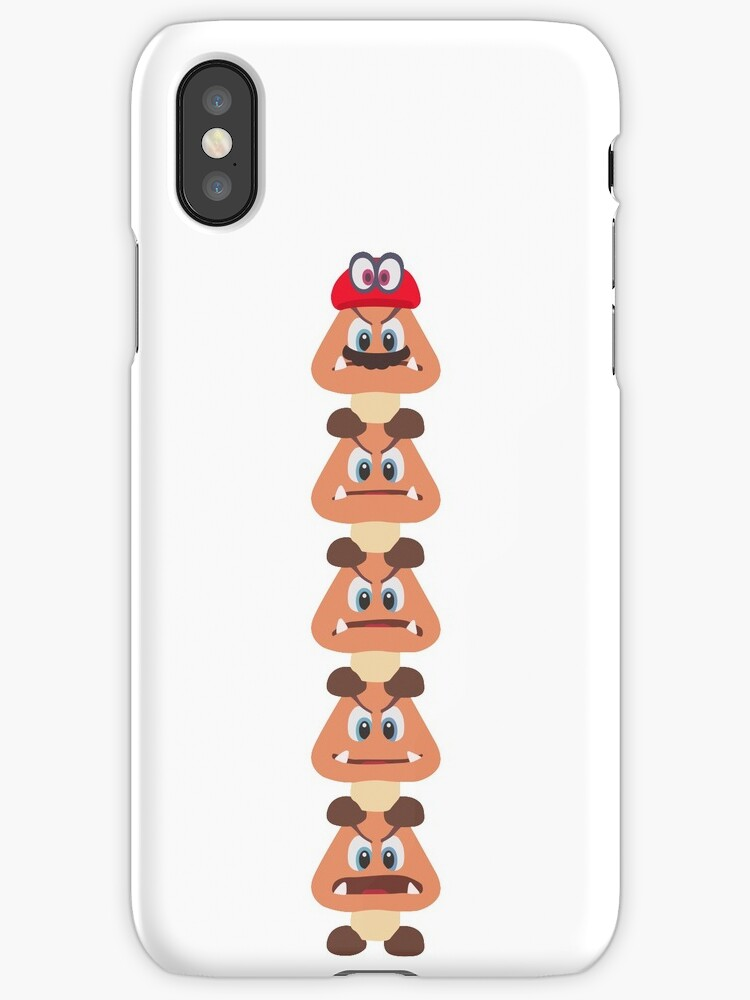 Super Mario Odyssey Possessed Goomba Stack by Liam Thompson