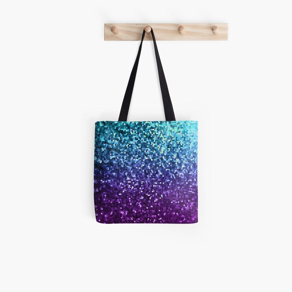 Mosaik Sparkley Textur G198 Tote Bag
