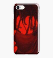 love scars/you hurt me trippie redd iPhone Case/Skin