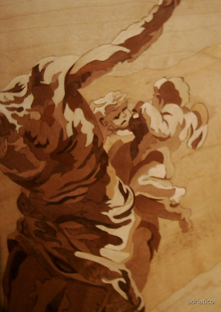 marquetry - newly - old master by adriatico