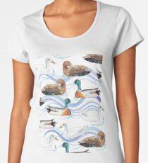 duck pond Women's Premium T-Shirt