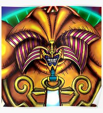 Exodia the forbidden one Poster