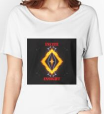 Incite Insight Women's Relaxed Fit T-Shirt