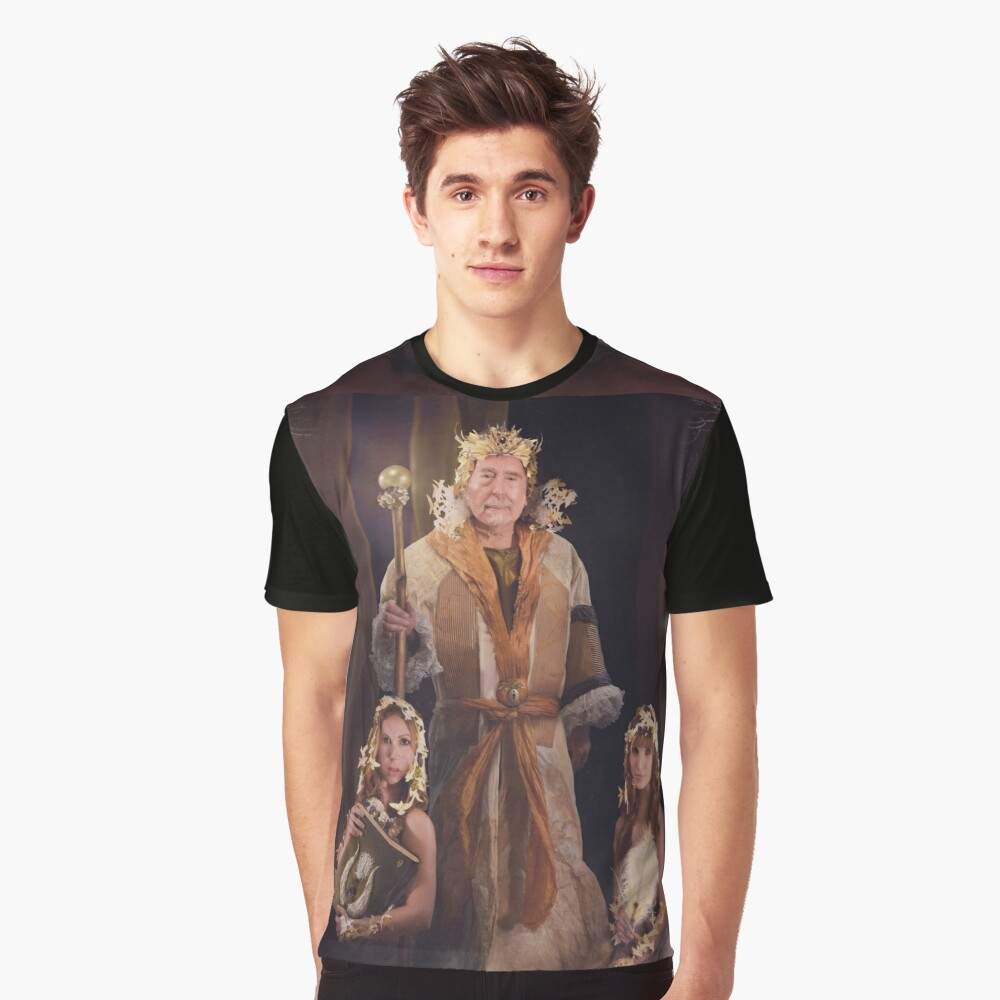 Beloved of the Crown Graphic T-Shirt