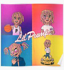 Lil Pump Album Covers  Poster