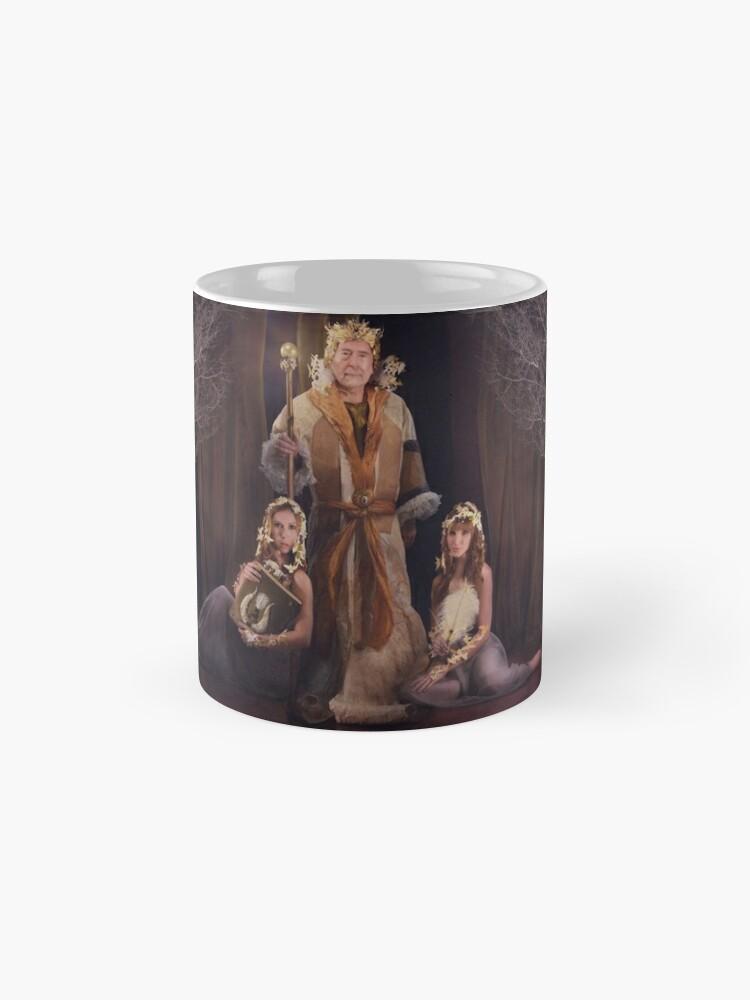 Alternate view of Beloved of the Crown Mugs