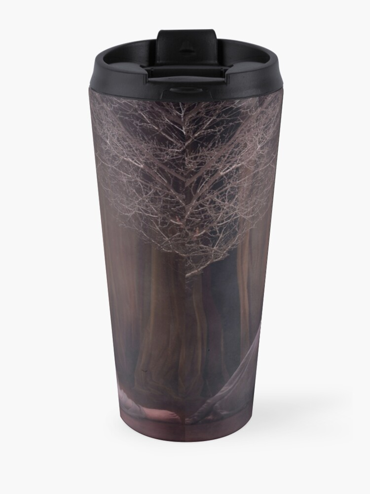 Alternate view of Beloved of the Crown Travel Mug