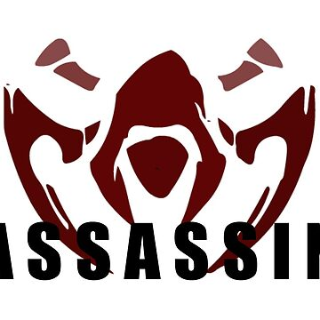 League of Legends Assassin by rainbow321