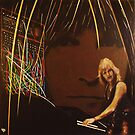 In Memory of Keith Emerson by Tom Norton