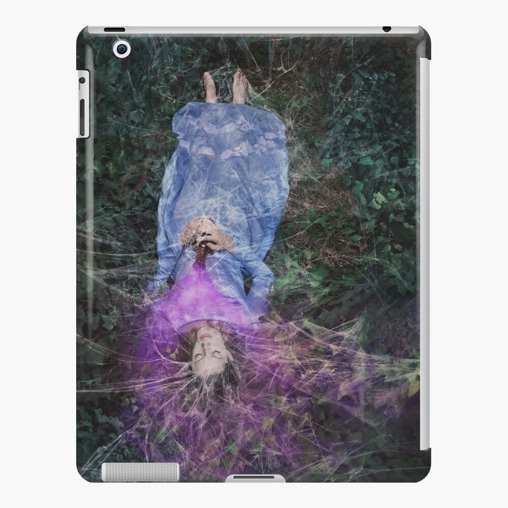 A Poisoned Sleep Of Kissless Dreams iPad Case & Skin