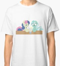 Lyra and Bon Bon Classic T-Shirt