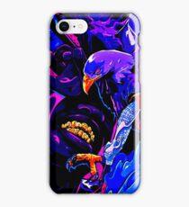 Travis Scott Dark  iPhone Case/Skin