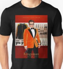 Eggsy The Galahad Agent T-Shirt