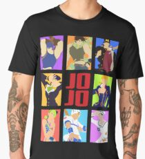 JoJo's Bizarre Adventure - Heroes Men's Premium T-Shirt