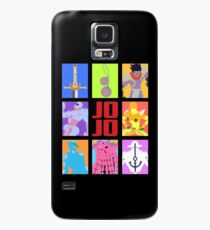 JoJo's Bizarre Adventure - Stands and Weapons Case/Skin for Samsung Galaxy