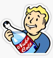 Fallout - Nuka Cola Vault Boy Sticker