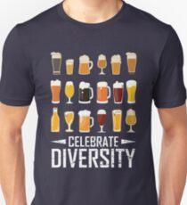 Celebrate Diversity T-Shirt T-Shirt