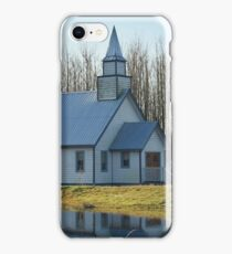 Hope Valley Reflection iPhone Case/Skin