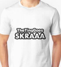 The ting goes skraaa Big Shaq t-shirt T-Shirt