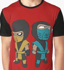 Scorpion & Sub-Zero Graphic T-Shirt