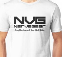 Nervegear Promotional Merch Unisex T-Shirt