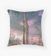 Nature Merged Throw Pillow
