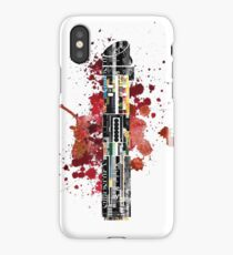Darth Vader Lightsaber iPhone Case