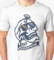 LCD Soundsystem - Skull T-Shirt